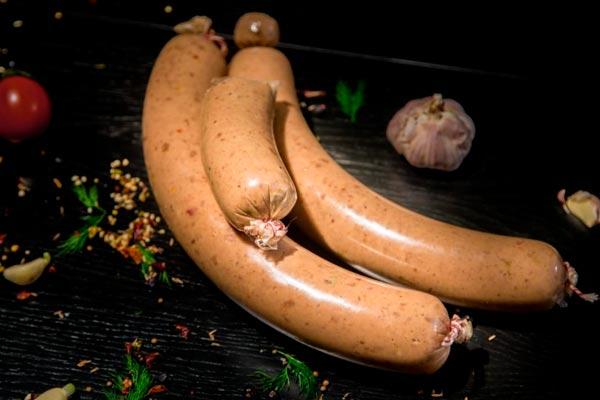 Колбаса субпродуктовая от компании Три Крестьянина